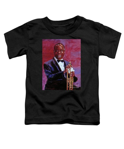 Pops Armstrong Toddler T-Shirt