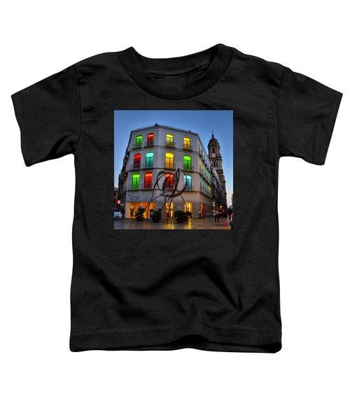 Por Las Calles Del Centro Historico De Toddler T-Shirt