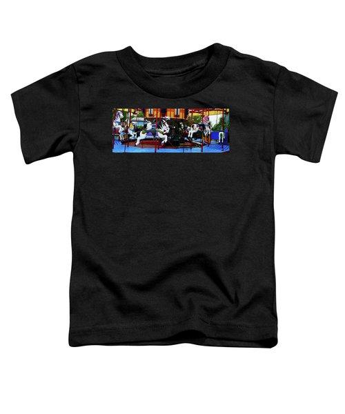 Port Dover Carousel Toddler T-Shirt