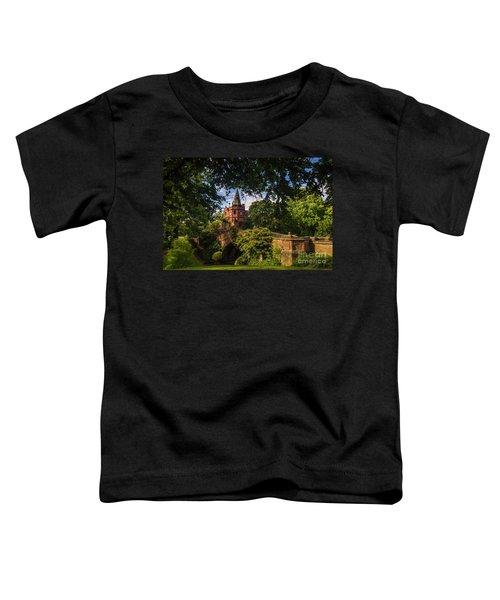 Port Sunlight Village In Summer Toddler T-Shirt