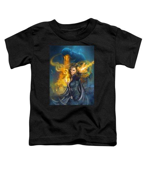 Portal Magician Toddler T-Shirt