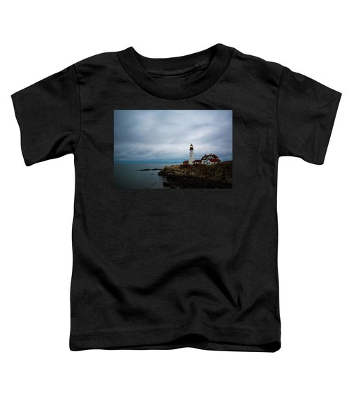 Portland Head Light 2 Toddler T-Shirt