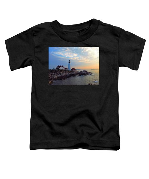 Portland Headlight Toddler T-Shirt