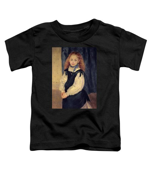 Portrait Of Mademoiselle Legrand Toddler T-Shirt