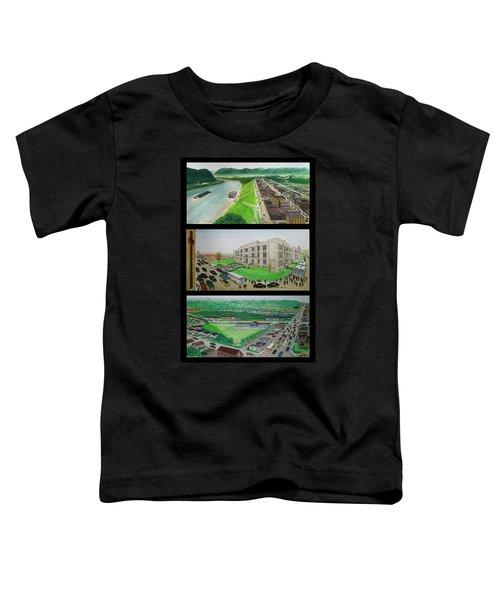 Portsmouth Ohio 1955 Toddler T-Shirt
