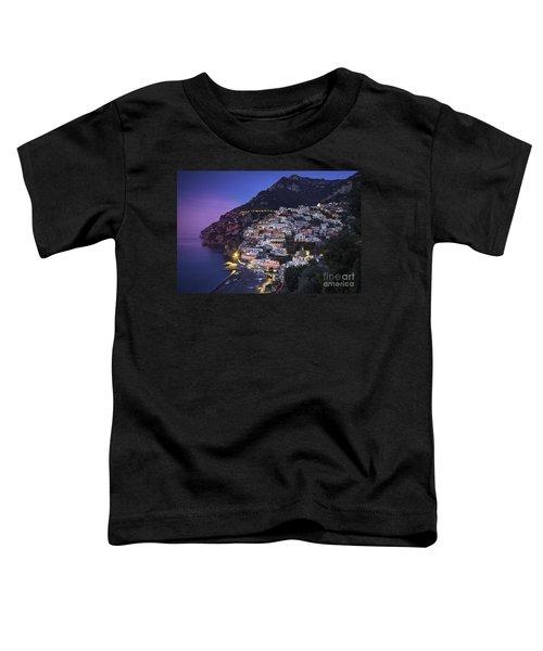 Positano Twilight Toddler T-Shirt