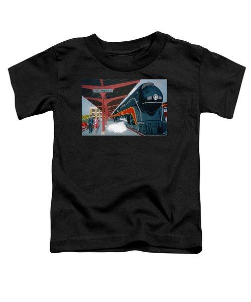 Powhatan Arrow At Portsmouth Toddler T-Shirt