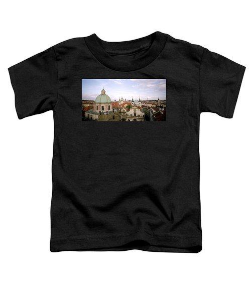 Prague Twilight Toddler T-Shirt