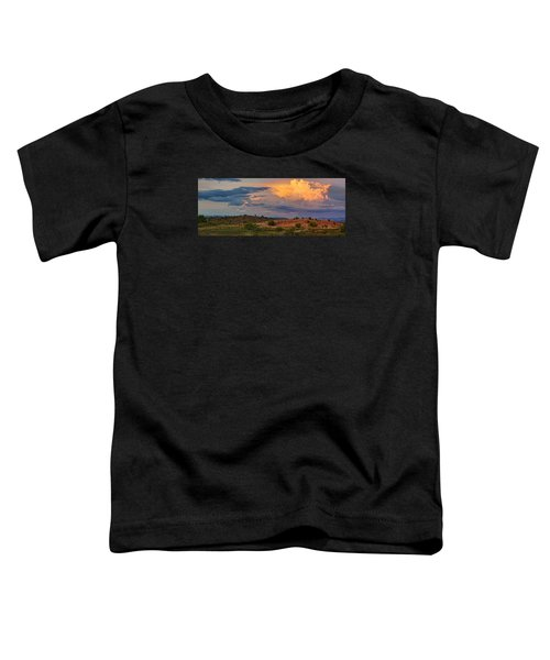 Prairie Skies Toddler T-Shirt