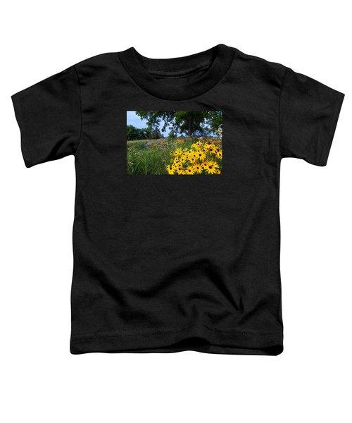 Prairie Wildflowers Toddler T-Shirt