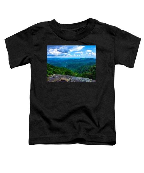 Preacher's Rock Toddler T-Shirt