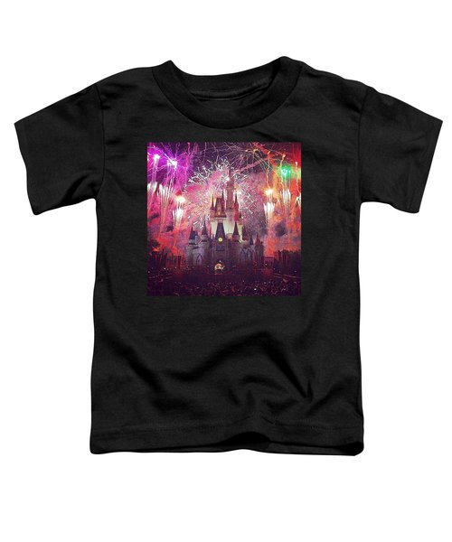 The Happiest Place On Earth  Toddler T-Shirt