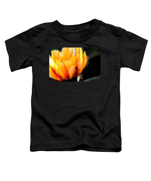 Prickly Pear Flower Toddler T-Shirt