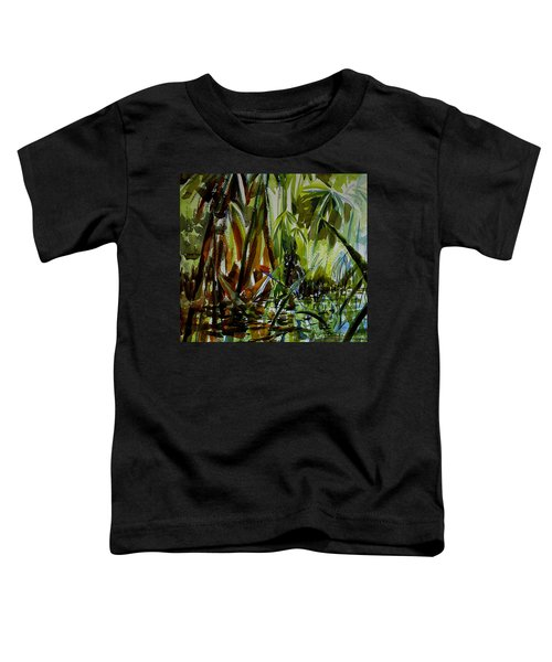 Pristine Waters Toddler T-Shirt