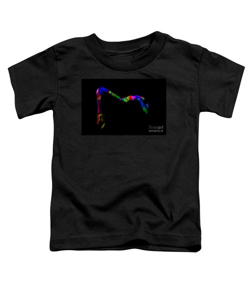 Projected Body Paint 2094947a Toddler T-Shirt