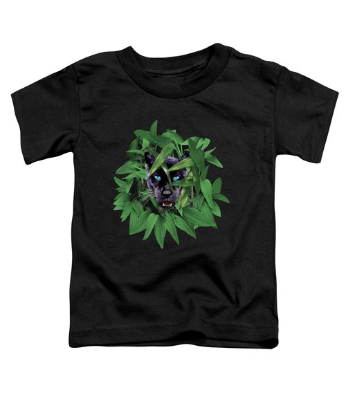 Prowling Panther Toddler T-Shirt