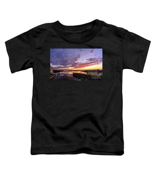 Purple Icw Toddler T-Shirt