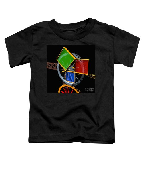 Pythagorean Machine Toddler T-Shirt