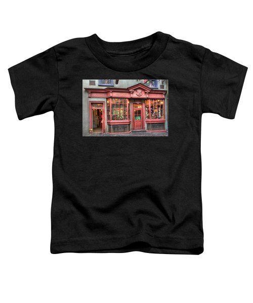 Quality Quidditch Supplies Toddler T-Shirt