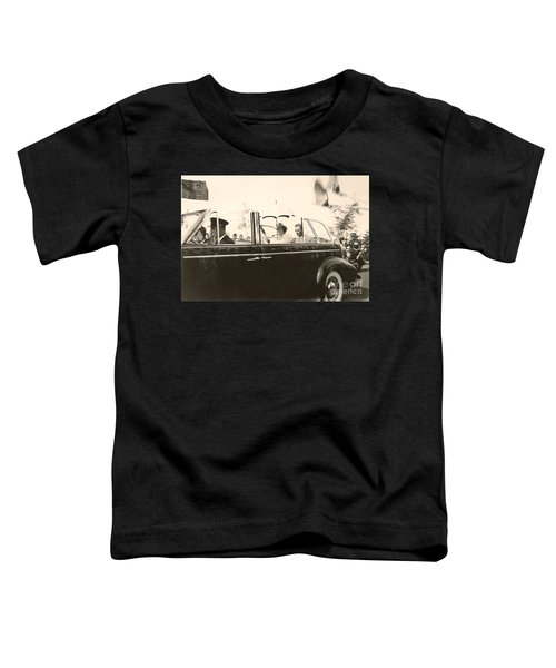 Queen Elizabeth And King George Vi Toddler T-Shirt