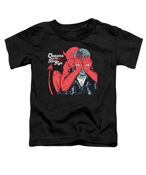 Queens Of The Stone Age Toddler T-Shirt
