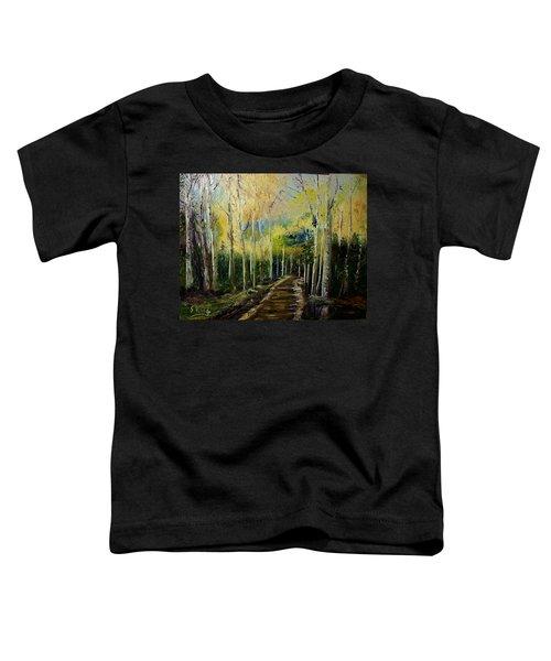 Quiet Place Toddler T-Shirt