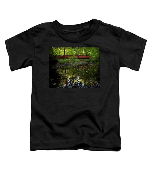 Quiet Reflections Toddler T-Shirt