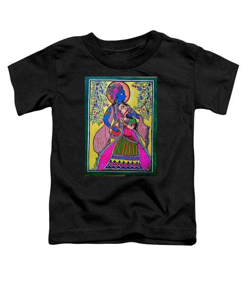 Radhe Krishn Toddler T-Shirt