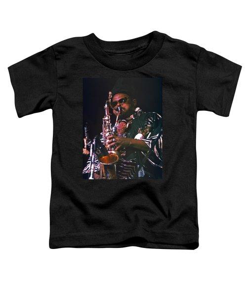 Rahsaan Roland Kirk 4 Toddler T-Shirt