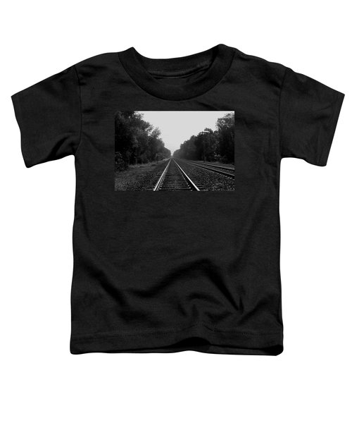 Railroad To Nowhere Toddler T-Shirt