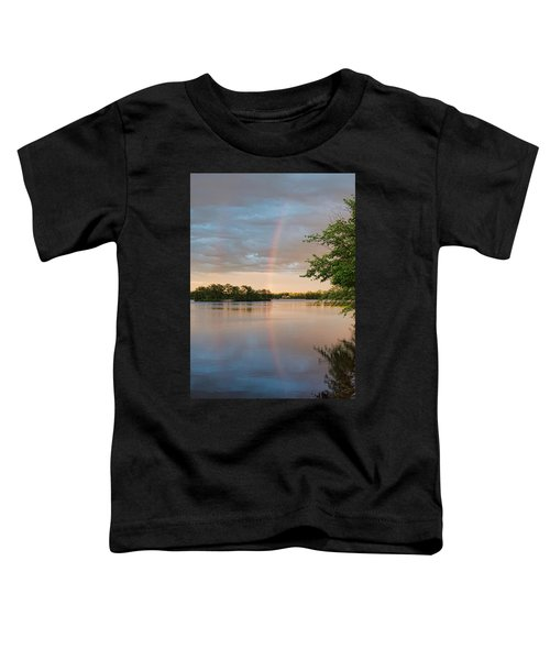 Rainbow After The Storm Toddler T-Shirt