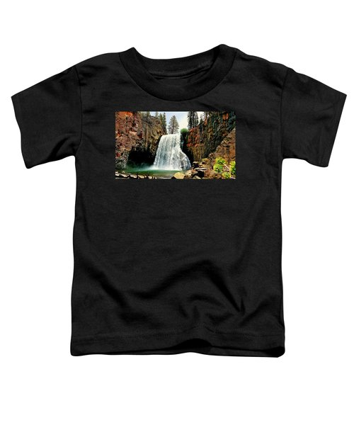 Rainbow Falls 8 Toddler T-Shirt