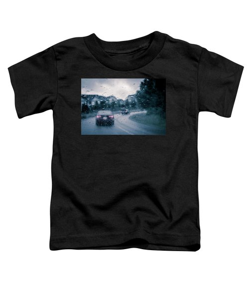Rainy Day In June Toddler T-Shirt