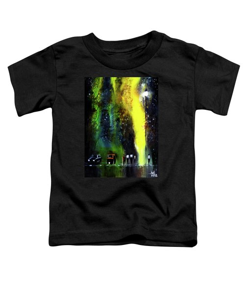 Rainy Evening Toddler T-Shirt