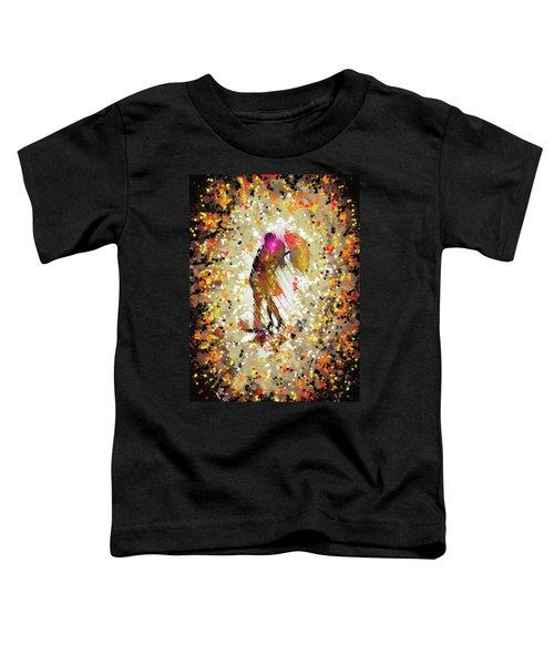 Rainy Love Toddler T-Shirt