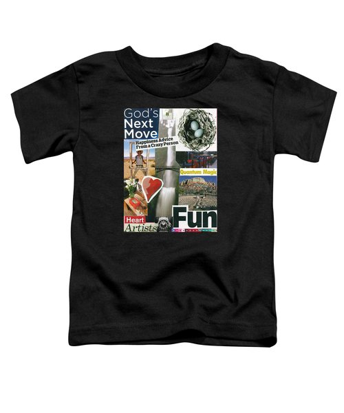 Random Selection Toddler T-Shirt