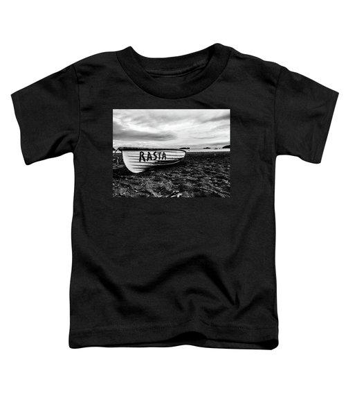 Rasta Noire  Toddler T-Shirt