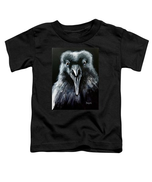 Raven Squawk Toddler T-Shirt