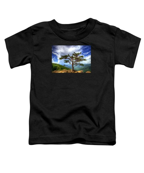 Ravens Roost Tree Toddler T-Shirt
