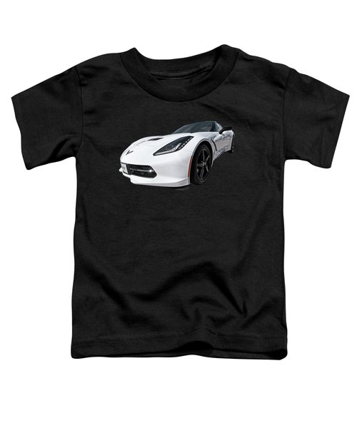 Ray Of Light - Corvette Stingray Toddler T-Shirt