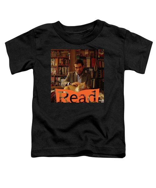 Read  National Readathon Toddler T-Shirt