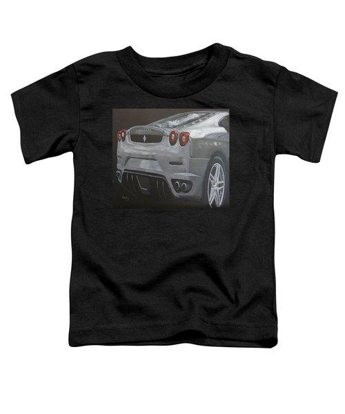 Rear Ferrari F430 Toddler T-Shirt