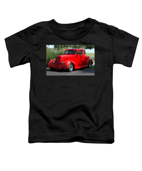 Red Car Toddler T-Shirt