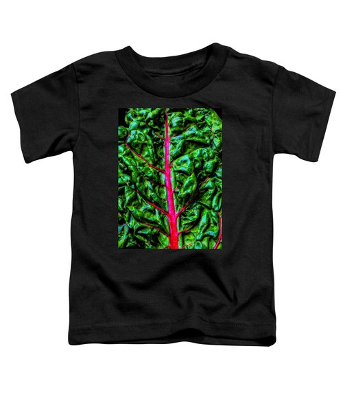 Red Chard Toddler T-Shirt
