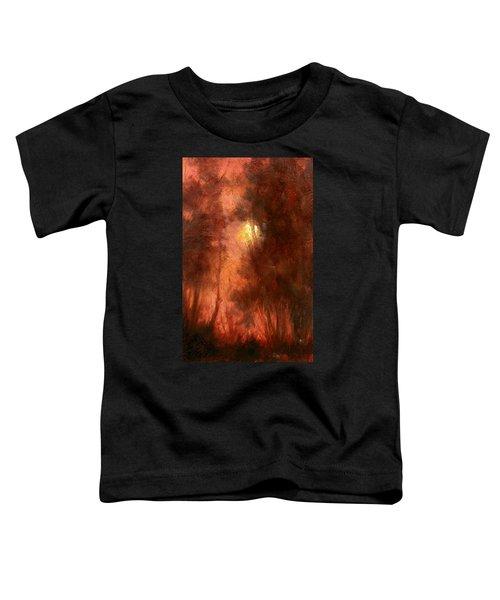 Red Dawn Ridgefield Refuge Toddler T-Shirt