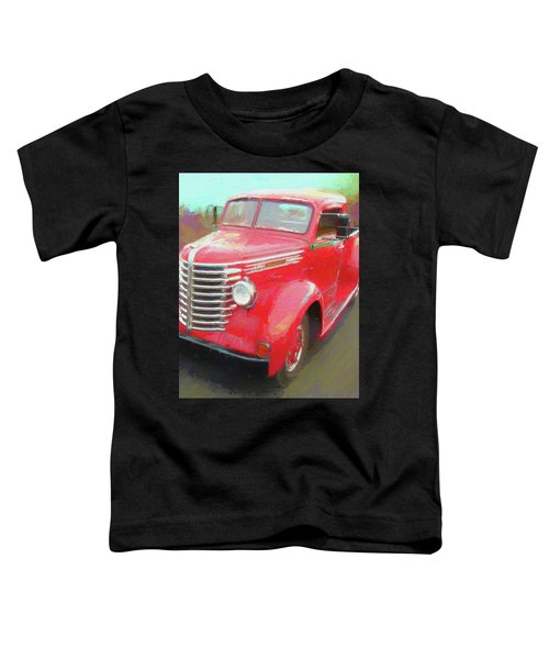 Red Diamond Toddler T-Shirt