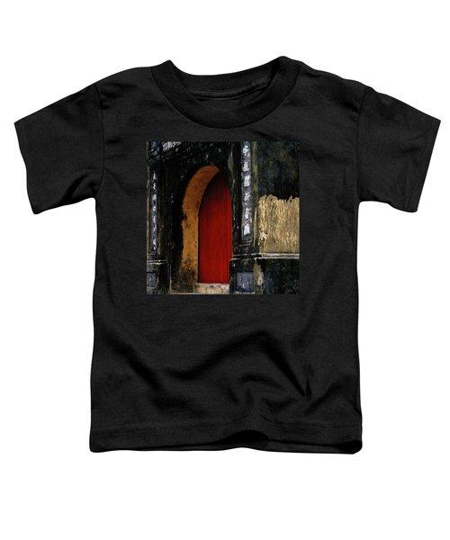 Red Doorway Toddler T-Shirt