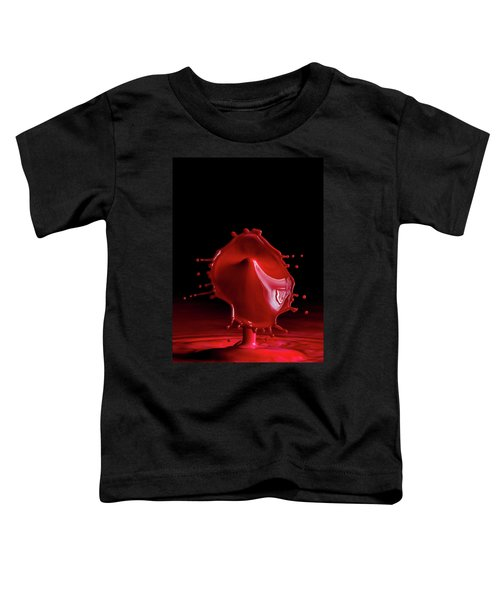 Red Drop Toddler T-Shirt