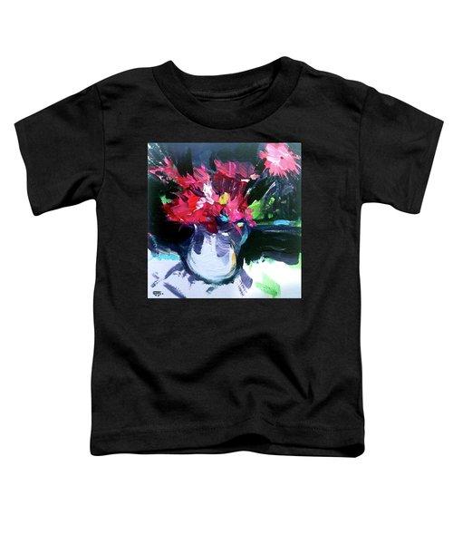 Red Glow Toddler T-Shirt