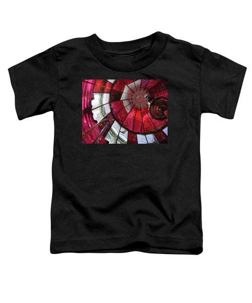 Red Reflections Toddler T-Shirt